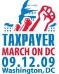 Taxpayer March on Washington 912
